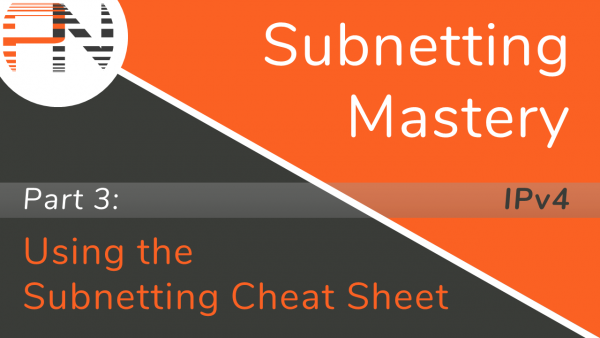 Subnetting Mastery - Part 3