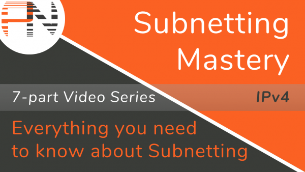 Subnetting Mastery