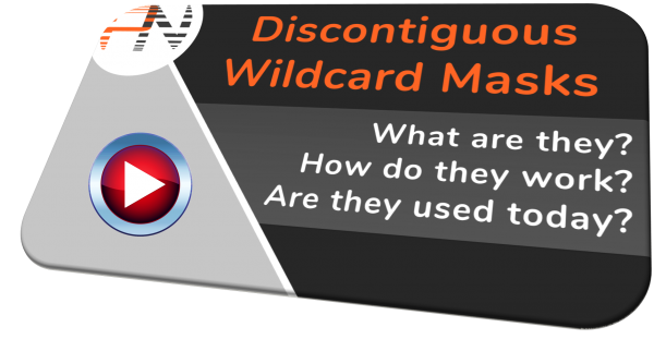 Discontiguous Wildcard Masks - Practical Networking