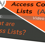 What are Access Control Lists?