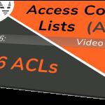 IPv6 Access Lists